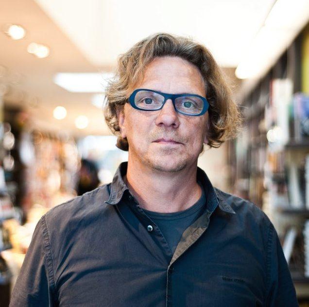 Jan Van Damme boekhandelaar